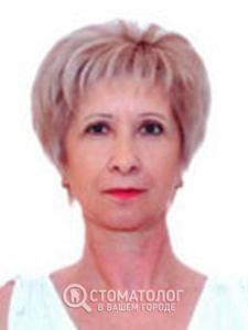 Кострюкова Галина Борисовна