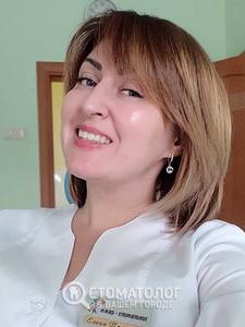 Котенко Елена Павловна