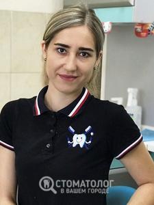 Козачок Лина Александровна