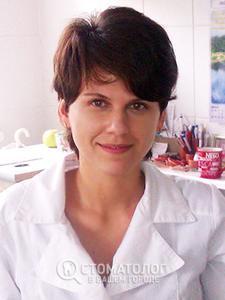 Красная Оксана Анатольевна