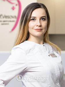 Кривошеева Анна Игоревна