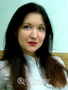 Кучерова Евгения Дмитриевна