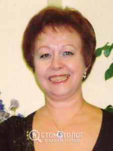 Кулиш Людмила Павловна