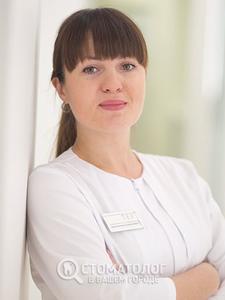 Кузьмина Инна Станиславовна
