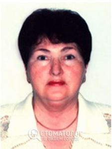 Лазаренко Надежда Ивановна