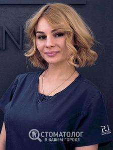 Лазариди Яна Анатольевна
