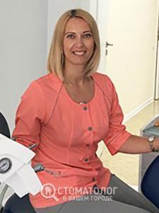 Лобанова Татьяна Викторовна