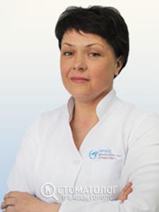 Лопаткина Виктория Владимировна