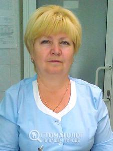 Лунёва Людмила Григорьевна