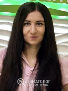 Мамонтова Анастасия Сергеевна