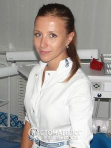 Манталуца Кристина Александровна
