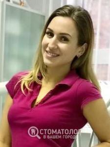 Марченко Дарья Александровна