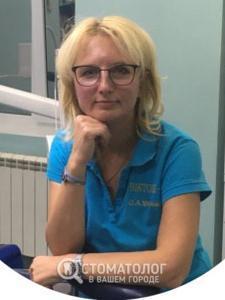 Мариевская Светлана Анатольевна
