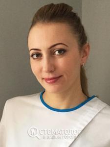 Масло Марина Леонидовна