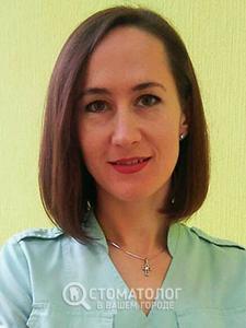 Михайлюк Марина Игоревна