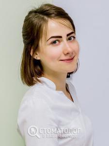 Миронюк Вероника Викторовна