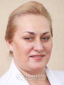 Наконечная Оксана Михайловна
