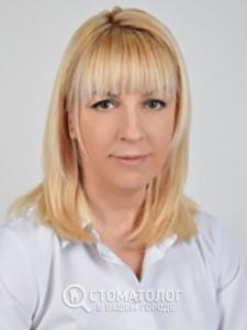 Нечитайлова Ирина Николаевна