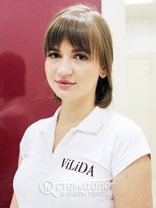 Нетыкша Инна Валерьевна