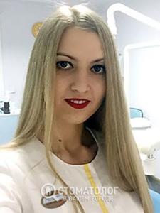 Никулина Ольга Андреевна