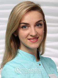 Нижник Анастасия Владимировна