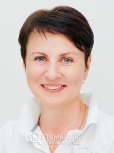 Оверчук Людмила Викторовна