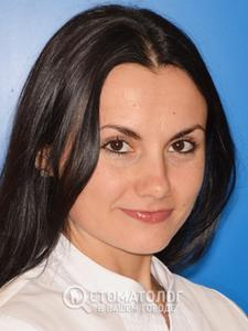 Пак Светлана Викторовна