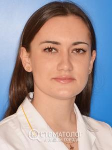 Пащенко Юлия Николаевна