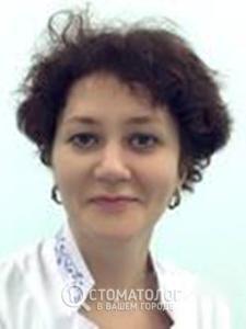 Петрова Елена Борисовна