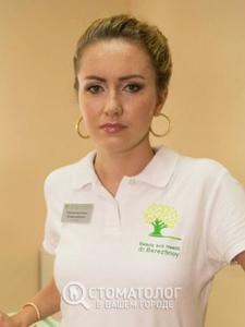 Пирожкова Елена Владимировна