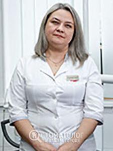 Плахотня Ирина Евгеньевна