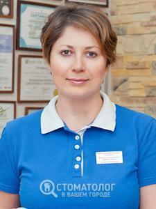 Радзевич Антонина Викторовна