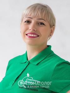 Резник Юлия Станиславовна
