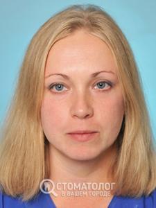 Рудницкая Елена Николаевна