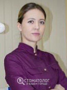 Савюк Анна Сергеевна
