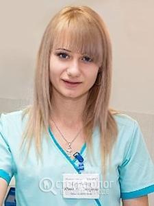 Сергиенко Юлия Александровна