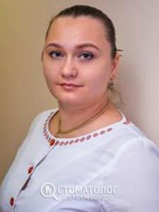 Северина-Смирнова Анна Сергеевна
