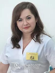 Севрук Ольга Владиславовна