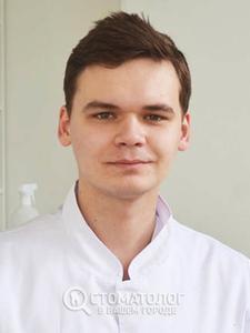 Щекланов Антон Олегович