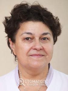 Сокол Елена Михайловна