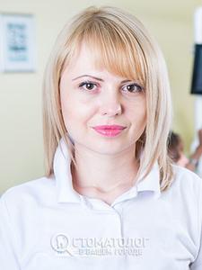 Соколовская Юлия Петровна