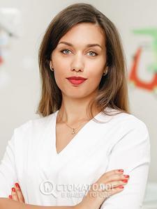 Солонина Анна Николаевна