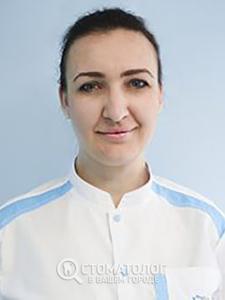Сошка Оксана Владимировна