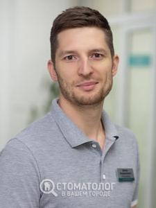 Стороженко Дмитрий Владимирович