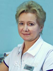 Стрельникова Елена Витальевна