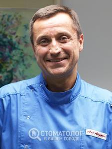 Стричишин Сергей Николаевич