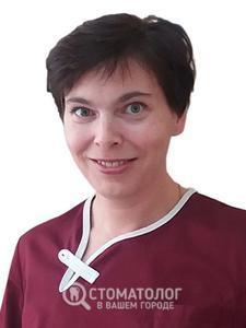 Стычишина Мария Петровна