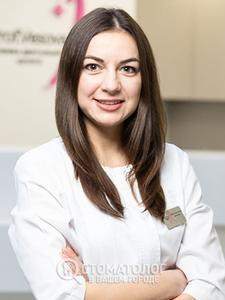 Свинарева Елена Анатольевна