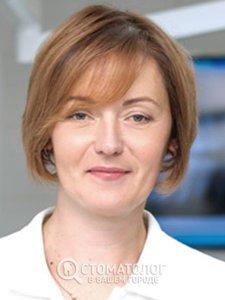 Свиридовская Юлия Павловна