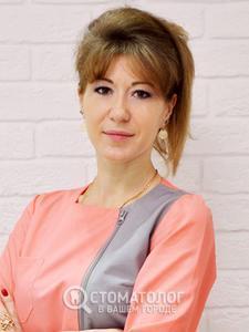 Терлецкая Ирина Олеговна